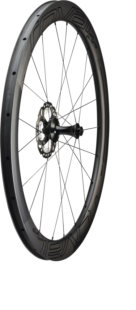 Specialized Roval CLX 50 Disc  Front Carbon/Gloss Black 700c