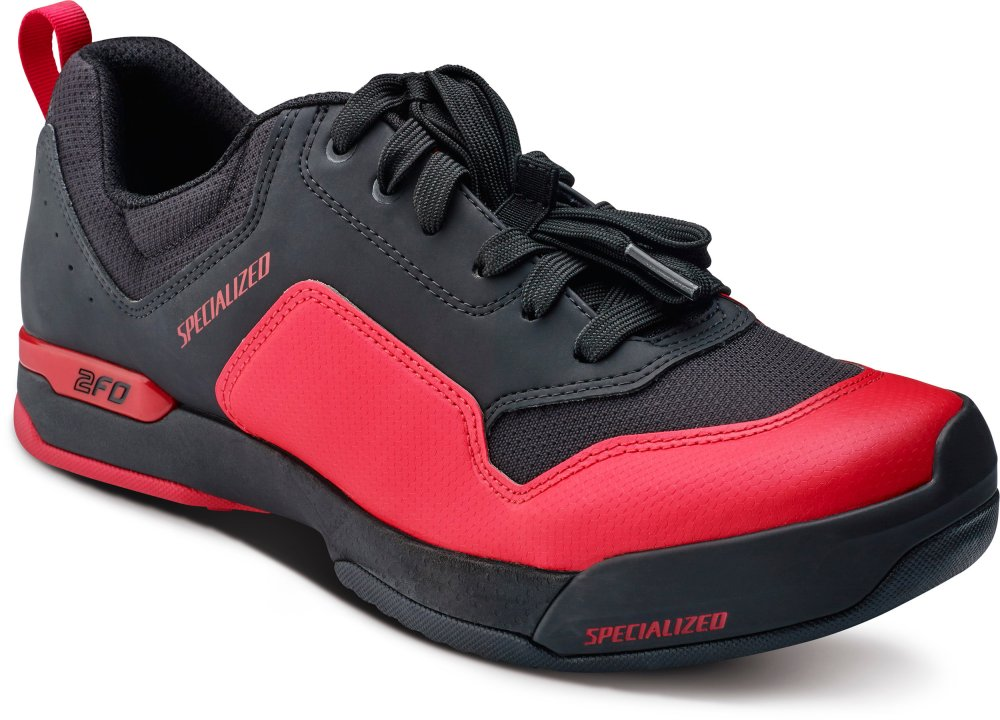 Specialized 2FO Cliplite Lace Red/Black 42