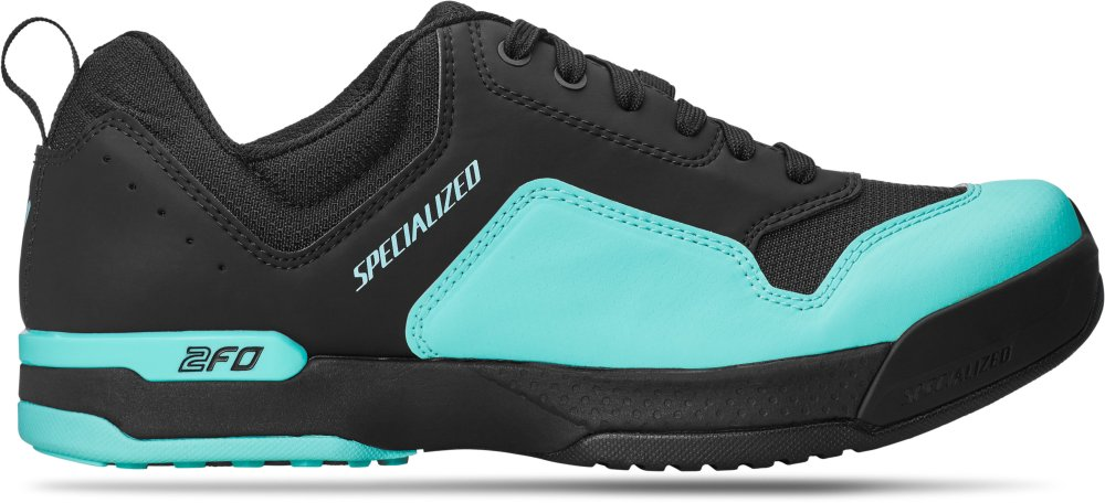 Specialized Women's 2FO ClipLite Lace Black/Turquoise 38