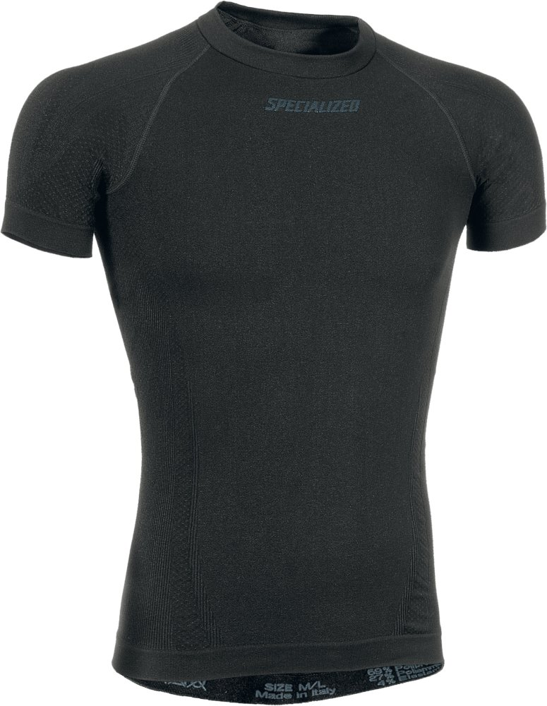 Specialized Seamless Underwear SS Black Small