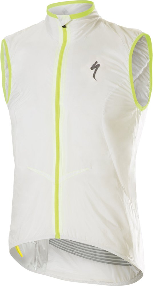 Specialized Deflect Comp Wind Vest White M