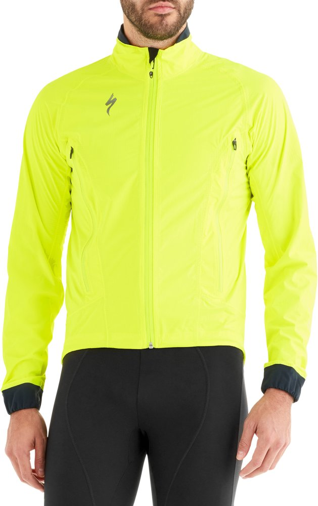 Specialized Deflect™ H2O Road Jacket Neon Yellow XXL
