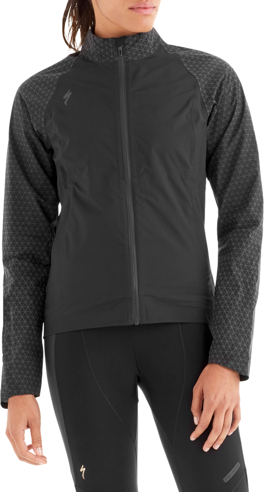 Specialized Women's Deflect™ Reflect H2O Jacket Black M